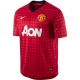 MANCHESTER HOME 2012/13